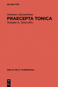 Cover Praecepta Tonica
