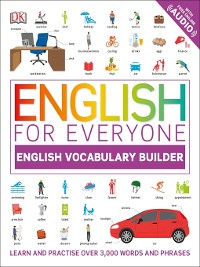 Cover English for Everyone English Vocabulary Builder