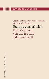 Cover Europa christlich?!