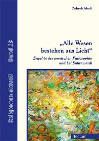 """Cover """"Alle Wesen bestehen aus Licht"""""""