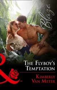 Cover Flyboy's Temptation (Mills & Boon Blaze)
