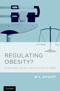Cover Regulating Obesity?