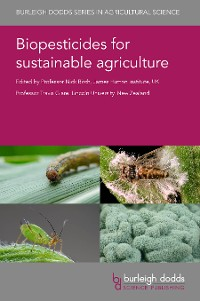 Cover Biopesticides for sustainable agriculture