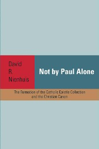 Cover Not By Paul Alone