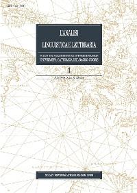Cover Analisi Linguistica e Letteraria 2021-1