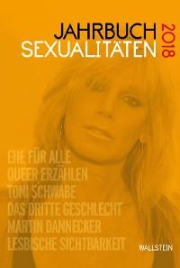 Cover Jahrbuch Sexualitäten 2018