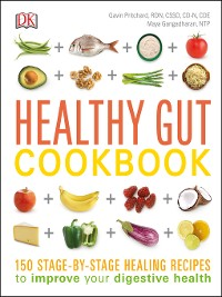 Cover Healthy Gut Cookbook