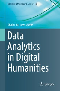 Cover Data Analytics in Digital Humanities