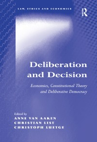 Cover Deliberation and Decision