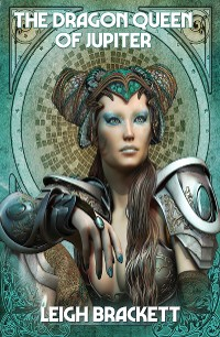 Cover The Dragon Queen of Jupiter