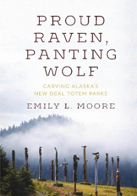 Cover Proud Raven, Panting Wolf