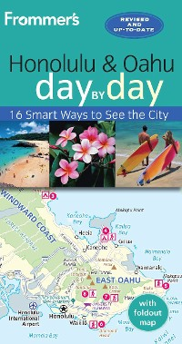 Cover Frommer's Honolulu and Oahu day by day