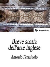 Cover Breve storia dell'arte inglese