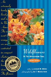 Cover Wildflowers of the Appalachian Trail