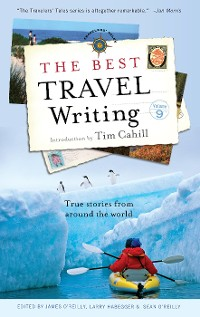 Cover The Best Travel Writing
