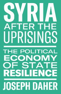Cover Syria After the Uprisings