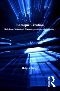 Cover Entropic Creation