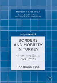 Cover Borders and Mobility in Turkey
