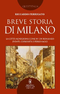 Cover Breve storia di Milano