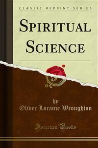Cover Spiritual Science