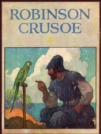 Cover The Life and Adventures of Robinson Crusoe