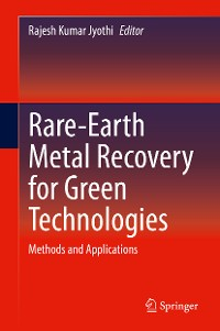 Cover Rare-Earth Metal Recovery for Green Technologies