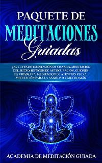 Cover Paquete de Meditaciones Guiadas