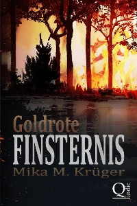 Cover Goldrote Finsternis