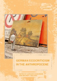 Cover German Ecocriticism in the Anthropocene