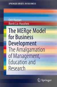 Cover The MERge Model for Business Development