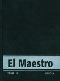 Cover Vida Nueva El Maestro tomo 10