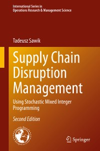Cover Supply Chain Disruption Management