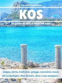 Cover Kos - La guida di isole-greche.com