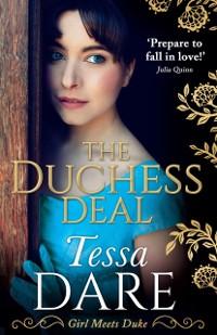 Cover Duchess Deal (Girl meets Duke, Book 1)