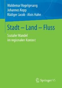 Cover Stadt – Land – Fluss