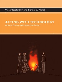Cover Activity Theory and Interaction Design