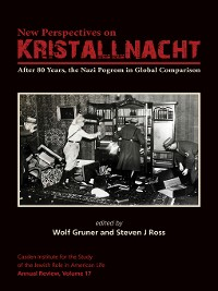 Cover New Perspectives on Kristallnacht
