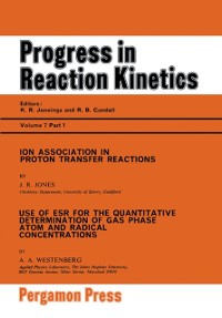 Cover Ion Association in Proton Transfer Reactions