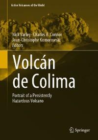 Cover Volcán de Colima