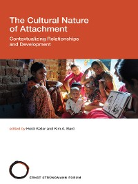 Cover The Cultural Nature of Attachment