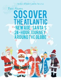 Cover Sos over the Atlantic