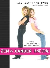 Cover Zen and Xander Undone