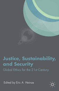 Cover Justice, Sustainability, and Security