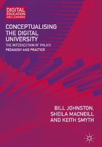 Cover Conceptualising the Digital University
