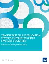 Cover Transitions to K–12 Education Systems