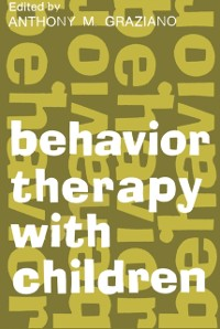 Cover Behavior Therapy with Children