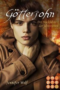 Cover Göttersohn. Der Nachfahre der Jahreszeiten (Buch 6)