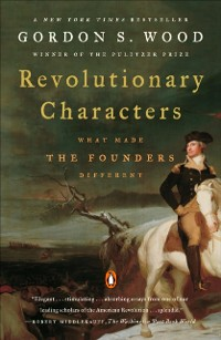 Cover Revolutionary Characters