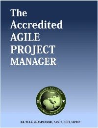 Cover The Accredited Agile Project Manager