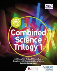 Cover AQA GCSE (9-1) Combined Science Trilogy Student Book 1